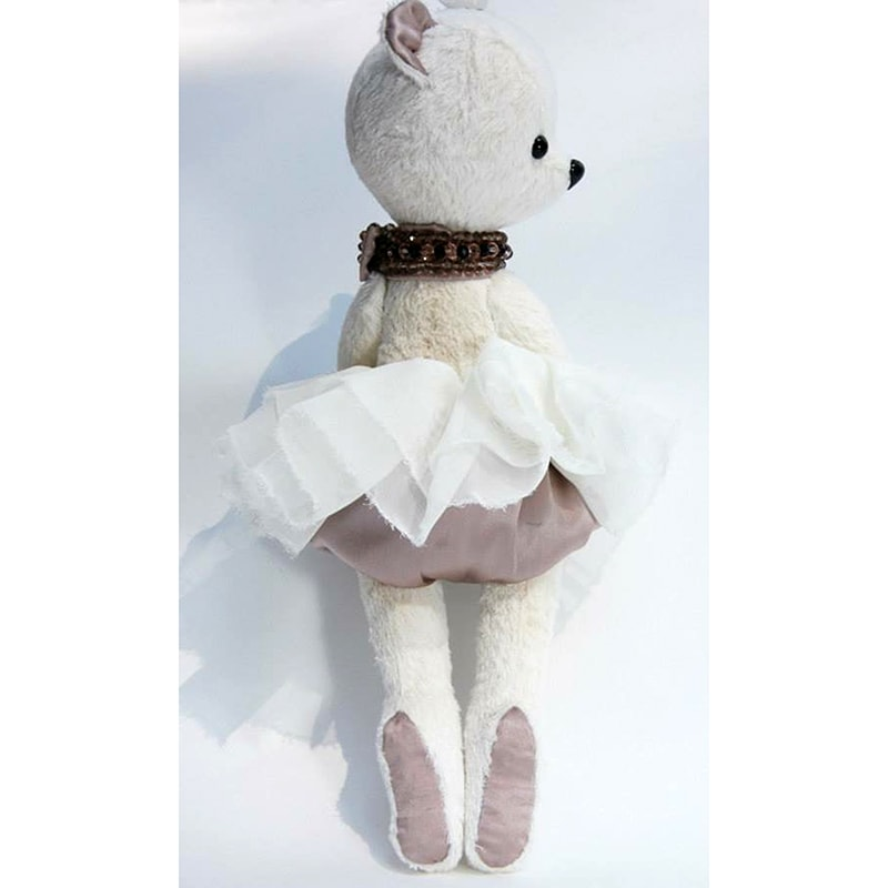Кукла ручной работы Мишка Сьюзи