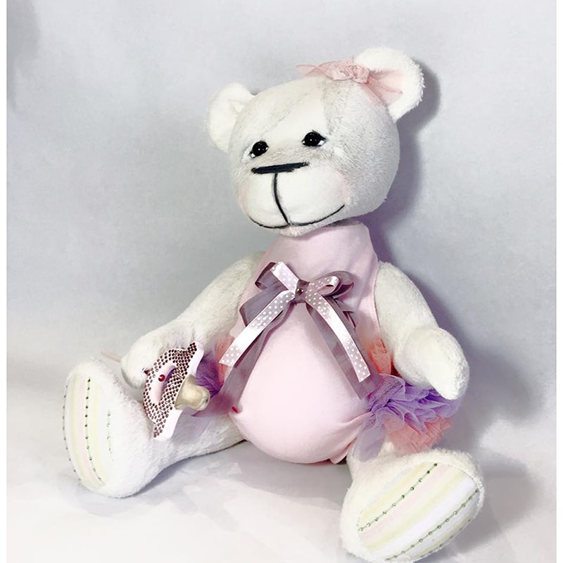 Нandmade лялька в подарунок Мишка Амалія
