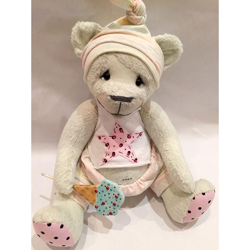 Коллекционная кукла в подарок Мишка Маркос