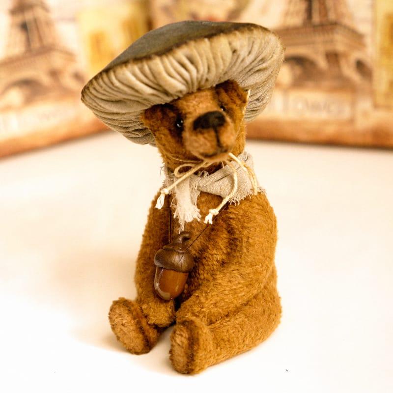 Мишка Тедди ручной работы Лесовичок