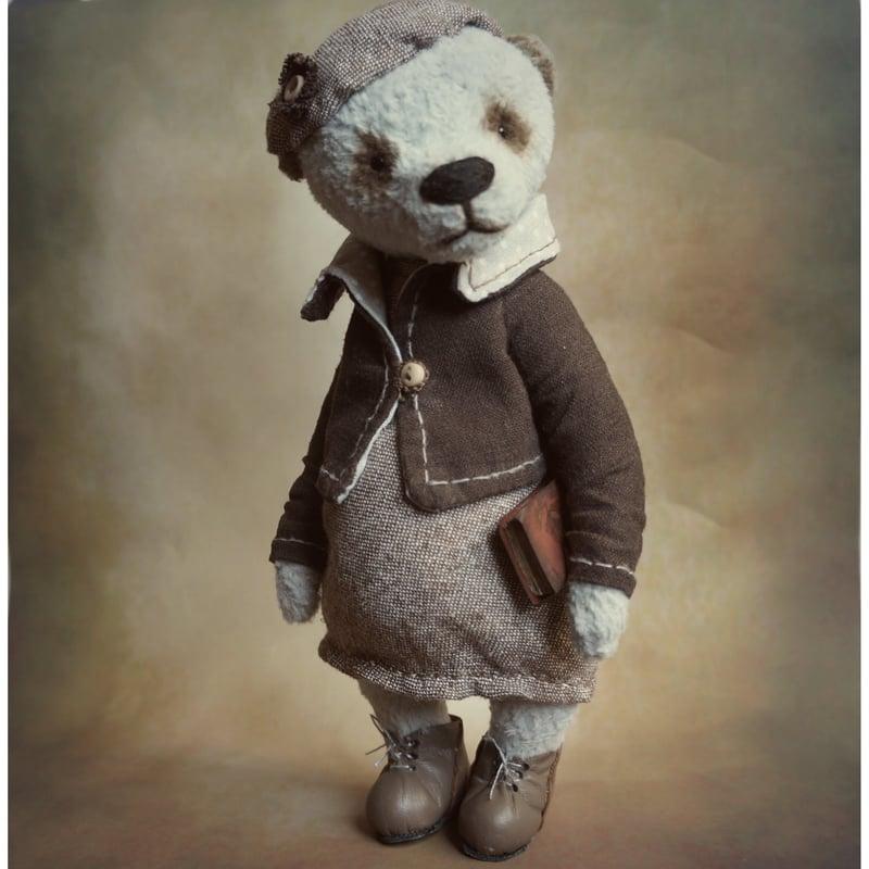 Мишка Тедди handmade в подарок Олли