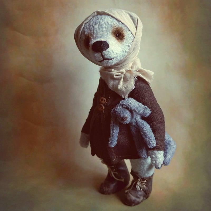 Колекційна лялька в подарунок Ведмедик Тедді Моллі