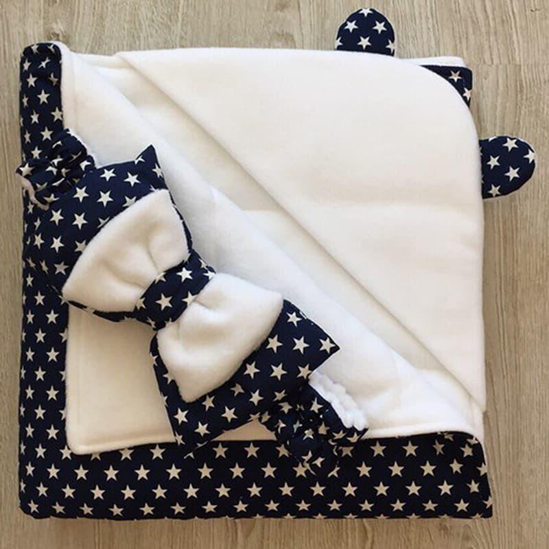 Конверт-одеяло новорожденного handmade Star