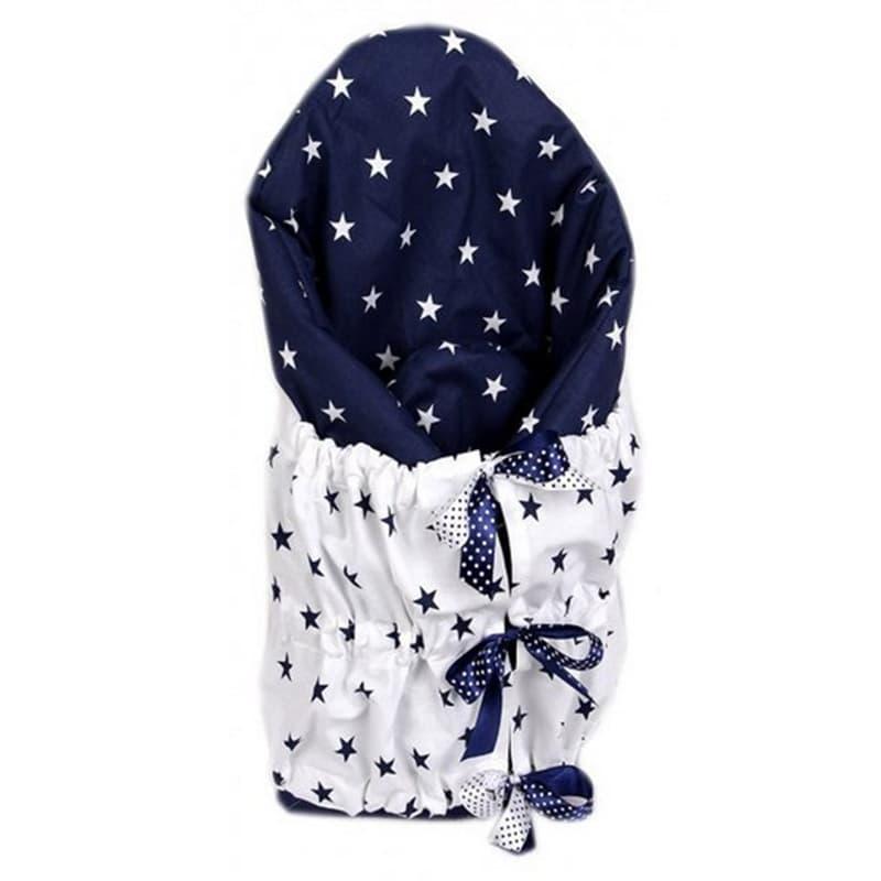 Конверт-одеяло на выписку для мальчика Звездочка моя