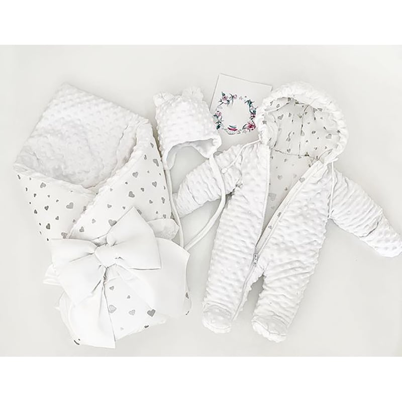 Конверт для новорожденных Белое Облако