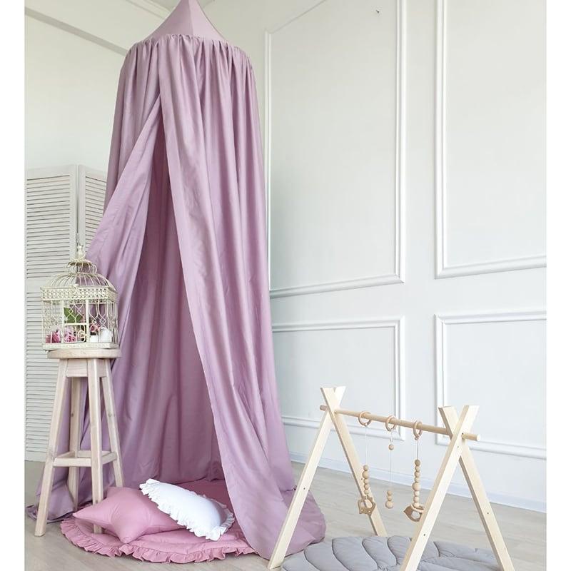 Детская палатка Вaldachin Orchid purple satin