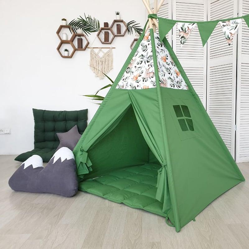 Вигвам палатка Маленький Олененок