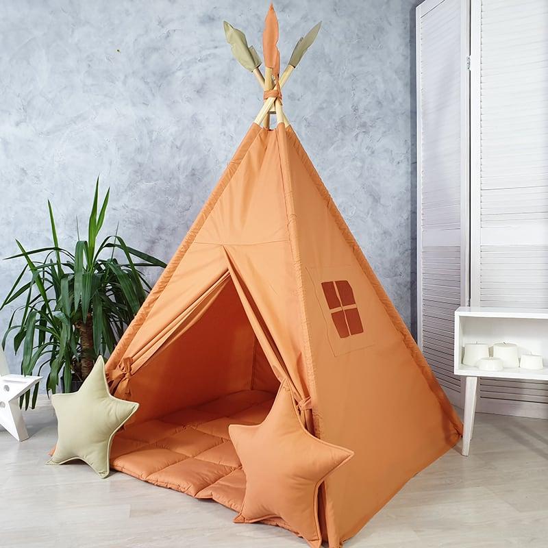 Дитяча палатка вігвам Любить Персики