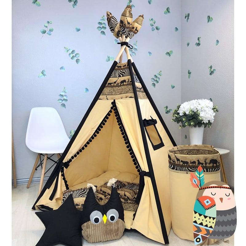 Детская палатка вигвам Дух Великого Охотника