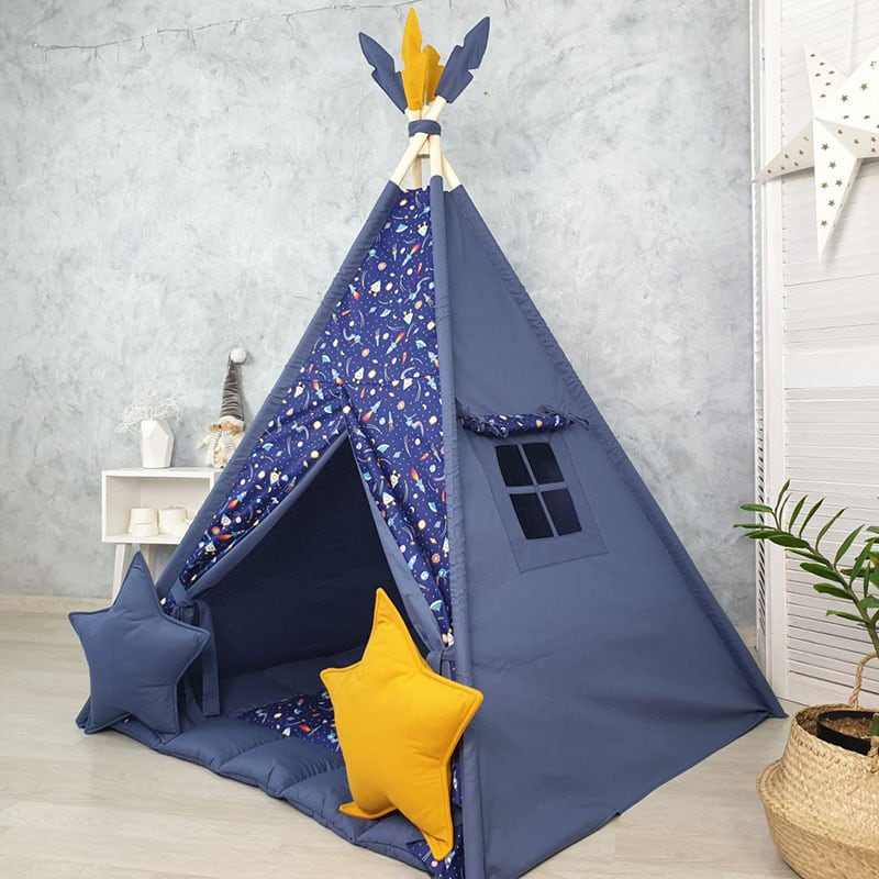 Вигвам палатка для детей Сны Тлалока