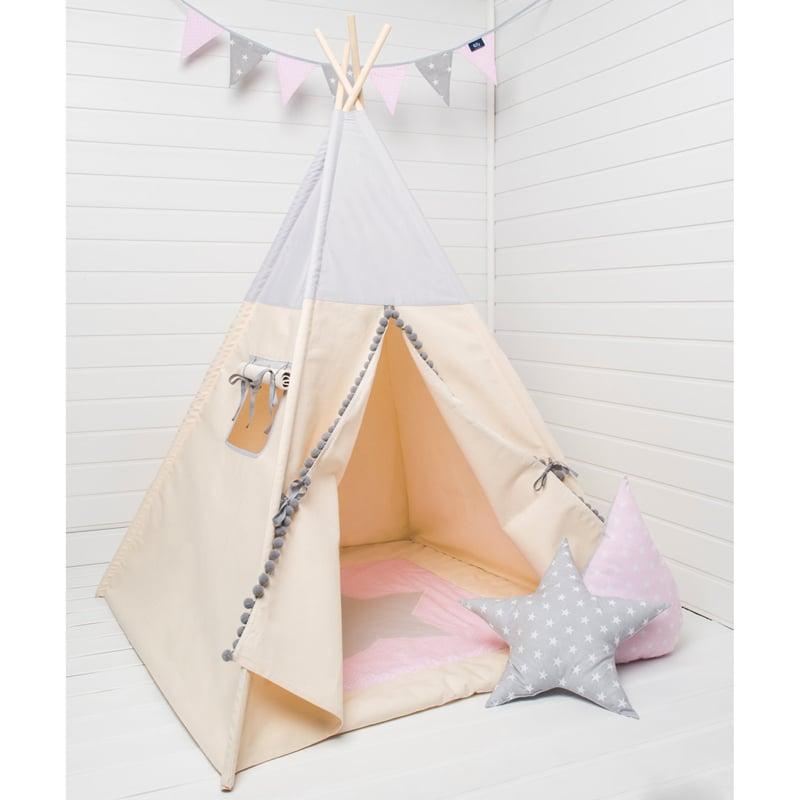 Палатка вигвам handmade Достигающая неба