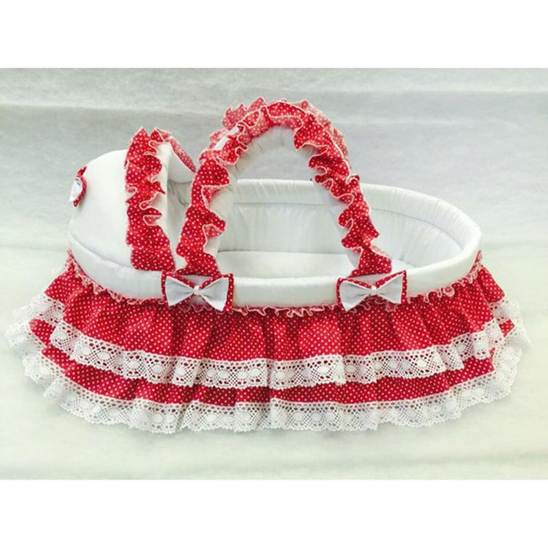 Дизайнерская люлька-переноска в подарок Красная Шапочка