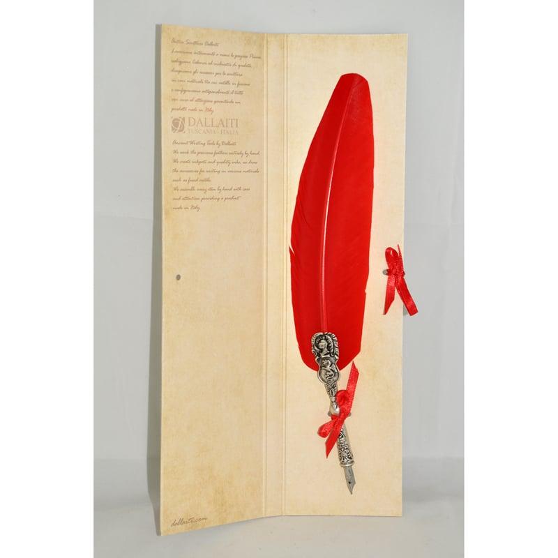 Ручка дизайнерская handmade Dallaiti La Penna Bourgogne