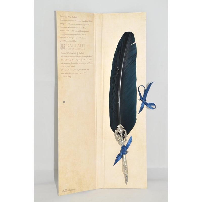 Чернильная ручка в наборе Dallaiti La Penna Bourgogne