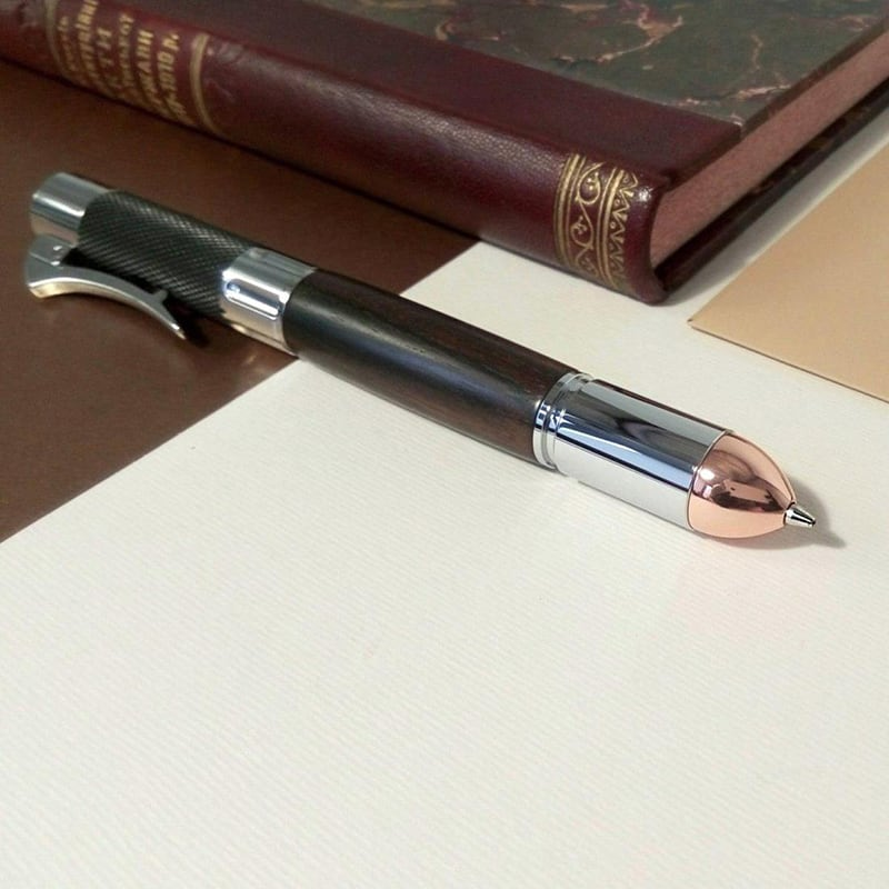 Кулькова ручка Macassar