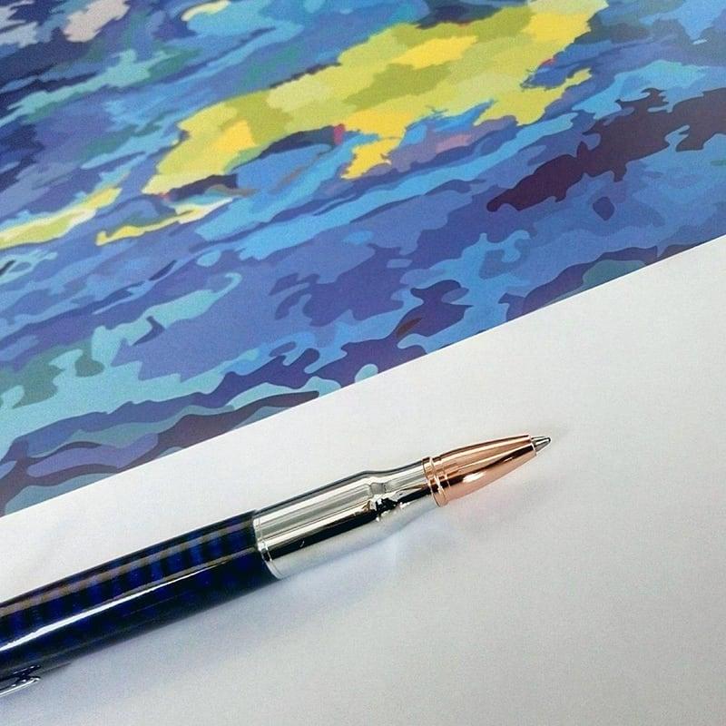 Подарочная ручка Parker-Hale