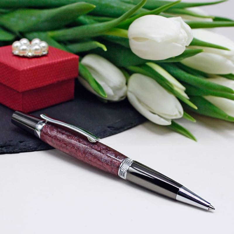 Подарочная ручка Red Diamond