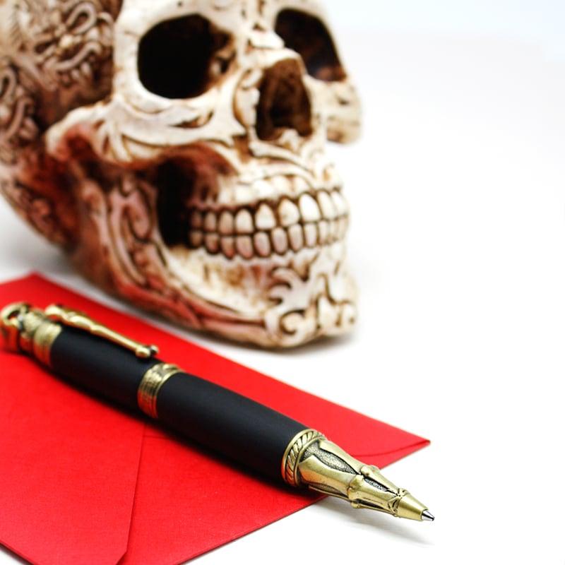 Шариковая ручка Golden Вike