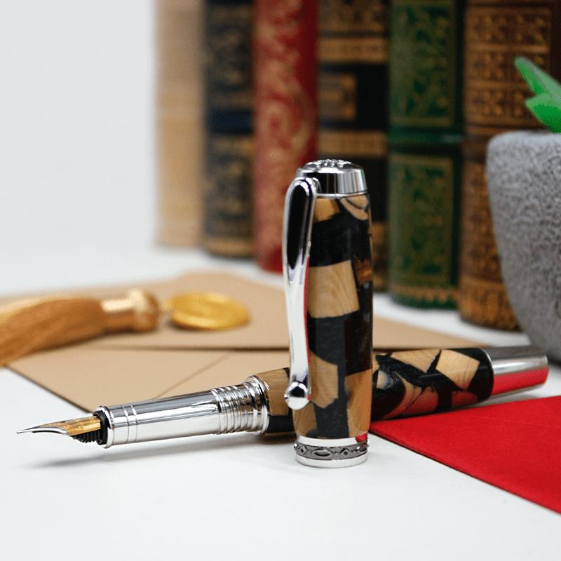 Ручка перо Mammoth Tusk