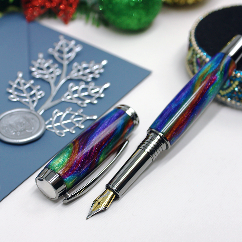 Ручка перо Diamond