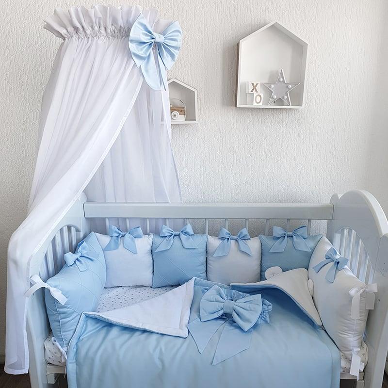 Бамперы подушки мальчику Классика