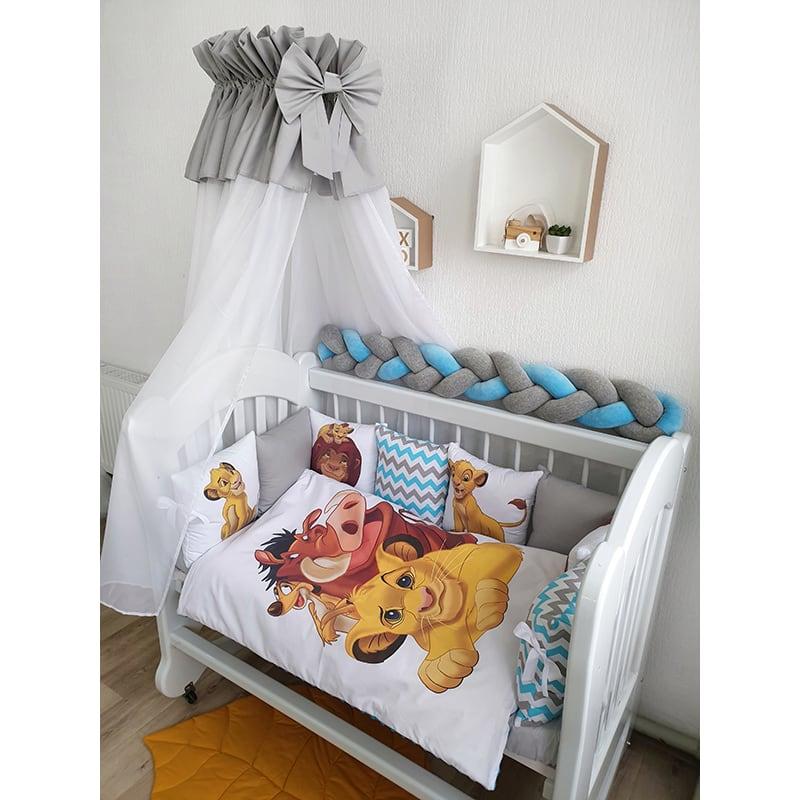 Защитный бортик новорожденным от падения Simba