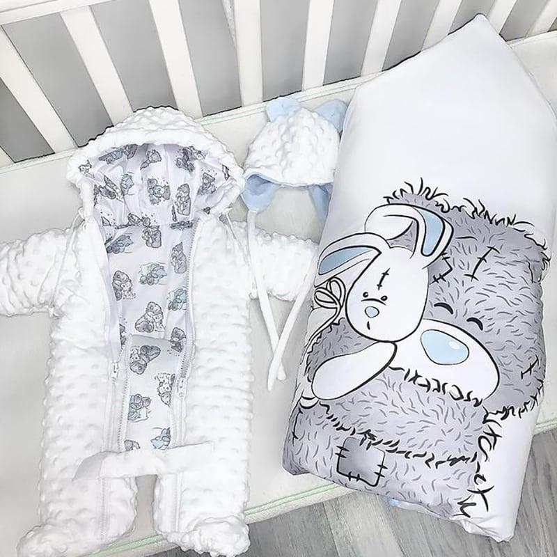 Комплект для новорожденного Мишка Тедди