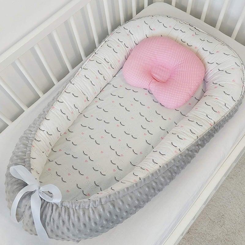 Кокон для новорожденного Жемчужная Тучка