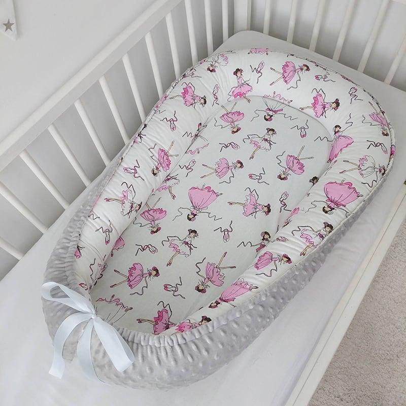 Кокон для новорожденных Балет