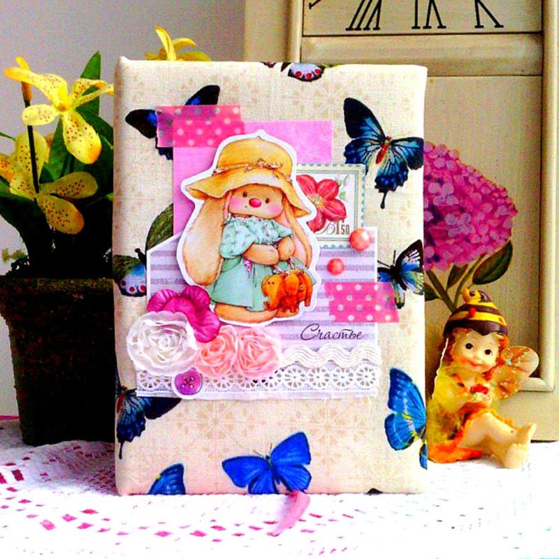 Купить Женские дизайнерские блокноты ручной работы с быстрой доставкой по всей Украине