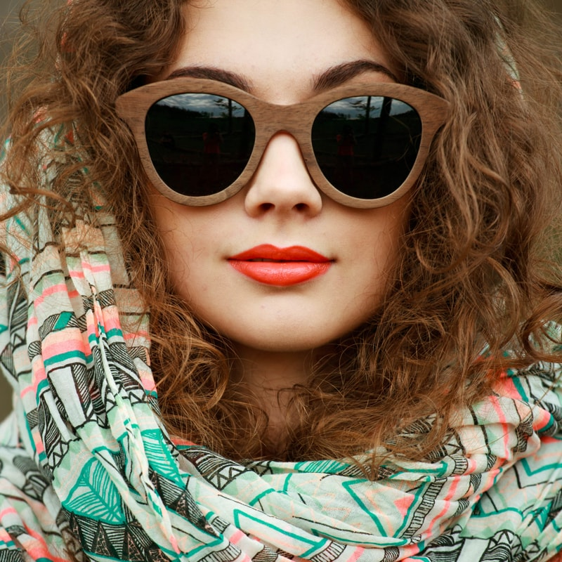 Деревянные очки купить с быстрой доставкой по всей Украине